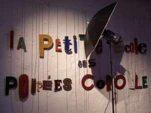 Bienvenue dans le monde magique de Corolle : l'atelier de la Petite école des poupées Corolle