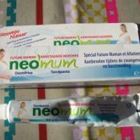 Néo'mum: Le 1er dentifrice, pour nous, les femmes !! ( giveaway inside )