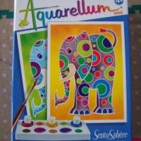 Aquarellum..du grand art pour nos petits artistes (test et concours: 2 coffrets à gagner!!)