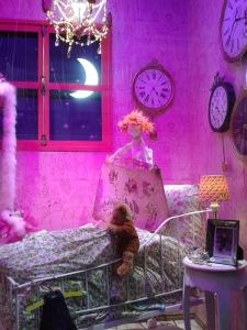 La magie de Noël vue avec des yeux d'enfants....il était une fois Noël par les Galeries Lafayette