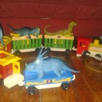 La ballade des dinosaures