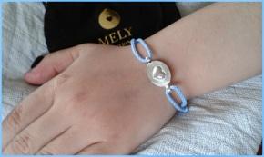 Les 2 ans du blog #4 MELY Création – Un bracelet cordon et gravure argent à gagner (modèleenfant)