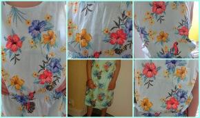 Samedi mode # 1 /Jolis petits looks # 4 … une jolie robe d'été chezH&M