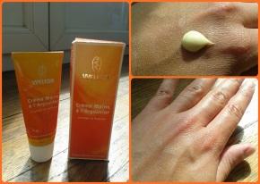 Test de la Crème mains à l'argousier deWELEDA