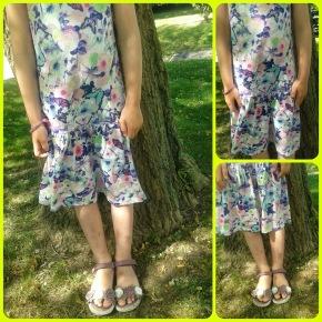 Samedi mode # 2 / Jolis petits looks # 5 …. Comme un joli papillon….