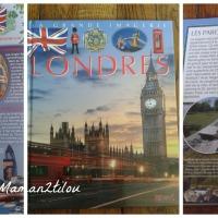 Welcome to London !! 1 Grande Imagerie Fleurus sur Londres à gagner (concours)