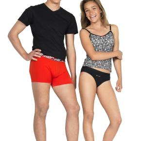 Avec DIM, de jolis sous-vêtements pour nos enfants!! (concours avec un ensemble àgagner)