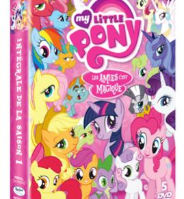 My little pony, un monde merveilleux  ( #1 Noël : concours avec l'intégrale de la saison 1 à gagner !!!!)