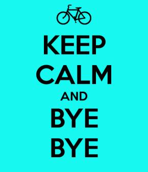 Bye bye novembre…