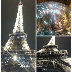 Noël à Paris … c'est magique!!