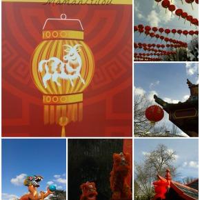 Le Nouvel An chinois au Jardin d'Acclimatation