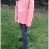 Look de printemps décontracté Samedi mode #4 / Jolis petits looks #7