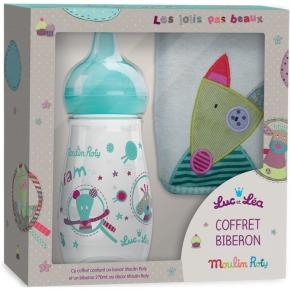 La collection Capsule de Luc et Léa avec Moulin Roty : un superbe coffret à gagner !!(concours)