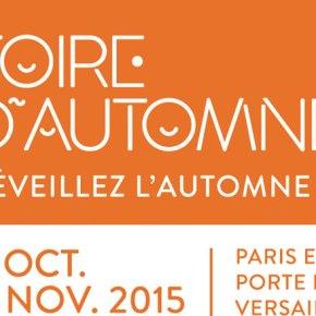 La Foire d'Automne de Paris (23 octobre-1er novembre)-Concours express