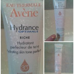 Hydrance optimale riche teintée d'Avène : test etavis