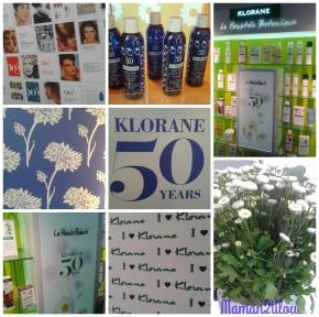 Klorane fête ses 5O ans ! Pause beauté dans les Pop UpStores