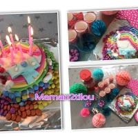 Un anniversaire arc-en-ciel pour ses 8 ans